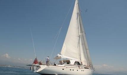 Moonlight II of London Charter Yacht