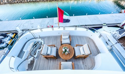 DXB Charter Yacht - 3