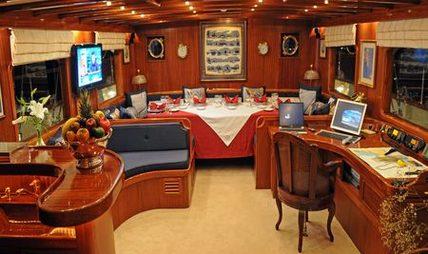 Ofelia Charter Yacht - 3