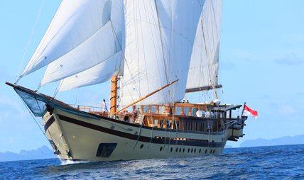 Lamima Charter Yacht
