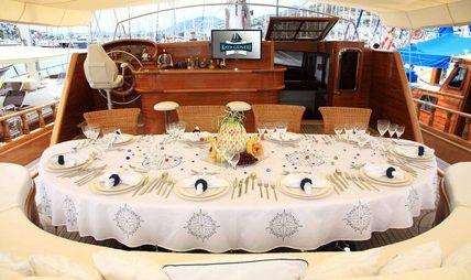 Kaya Guneri IV Charter Yacht - 4