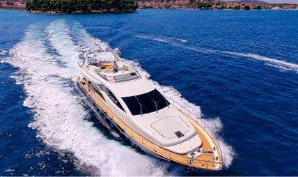 888 Charter Yacht - 2