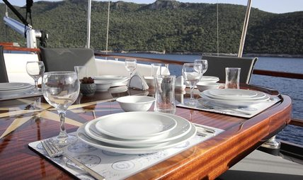 Zeynos Charter Yacht - 7