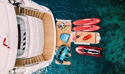 Tirea Charter Yacht - 4