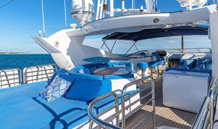 Kefi Charter Yacht - 3