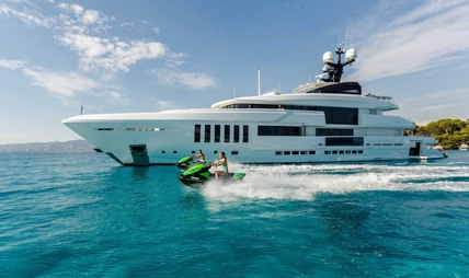Ouranos Charter Yacht