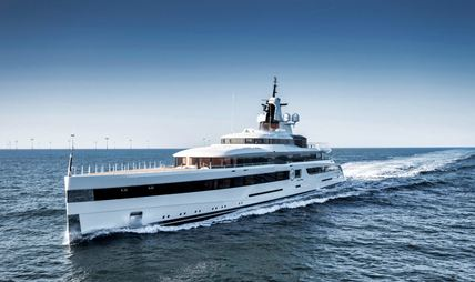 Lady S Charter Yacht