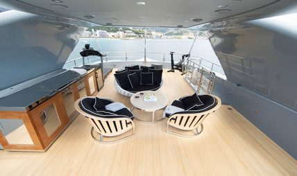 The Shadow Charter Yacht - 4
