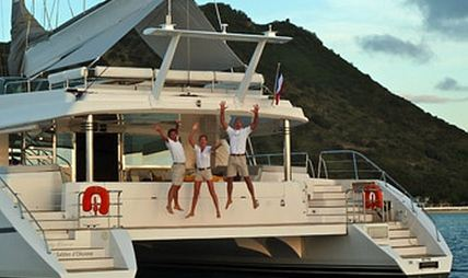 Sur L'eau Charter Yacht - 5