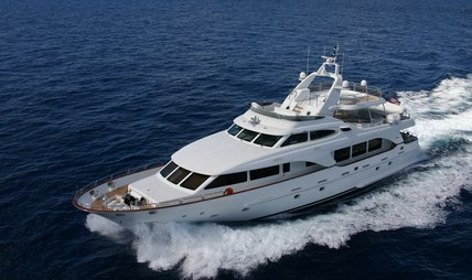 Anypa Charter Yacht