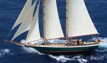 Tree Of Life Charter Yacht