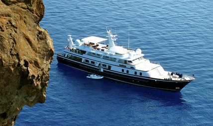 The Goose Charter Yacht