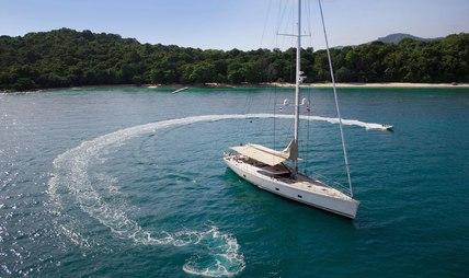 FiftyFifty II Charter Yacht - 3