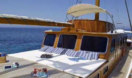 Hermina Charter Yacht - 2