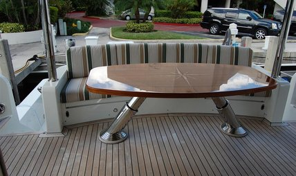 Jus Chill'N' Charter Yacht - 4