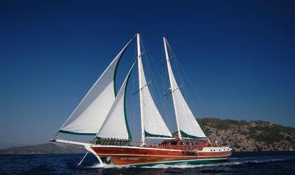 Ecce Navigo Charter Yacht
