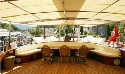 Kaya Guneri V Charter Yacht - 8