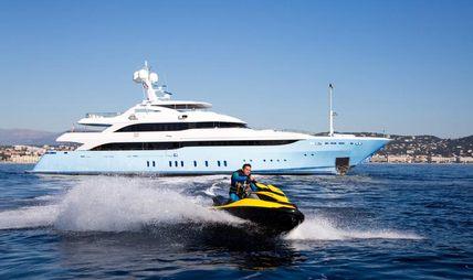 Vertigo Charter Yacht