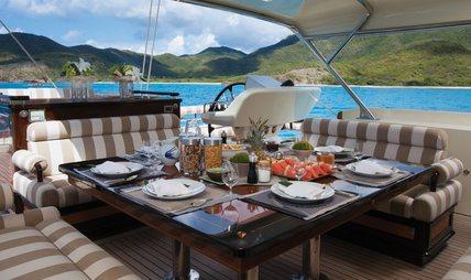 Tiara Charter Yacht - 4