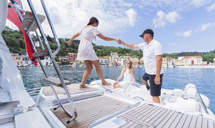 ARGENTOUS Charter Yacht - 2