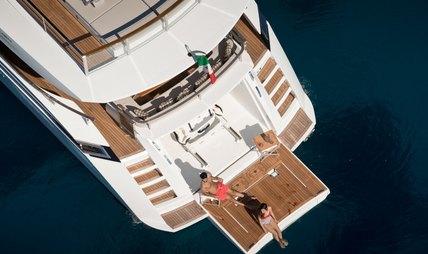 Hanaa Charter Yacht - 5