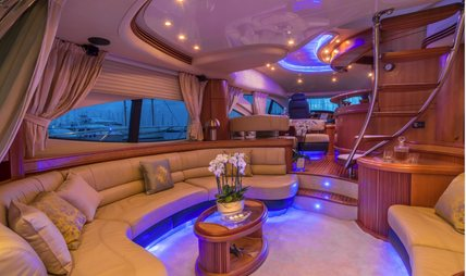Almaz Charter Yacht - 6