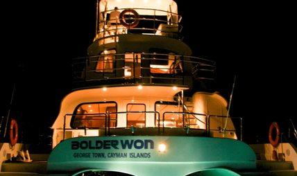 Bolder Won Charter Yacht - 2