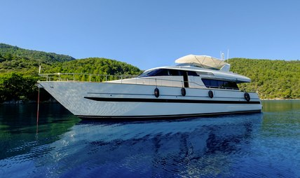 Barbarossa Moratti Charter Yacht