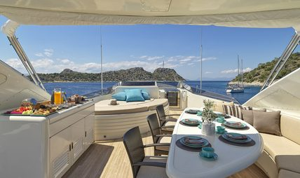 Celia Charter Yacht - 4
