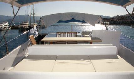 Teaser Charter Yacht - 2