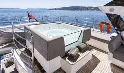 Ultraviolet Charter Yacht - 3