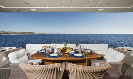 Day Off Charter Yacht - 4