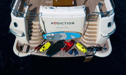 Addiction Charter Yacht - 5