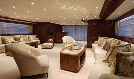 Baron Trenck Charter Yacht - 8