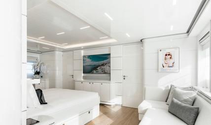 Her Destiny Charter Yacht - 8