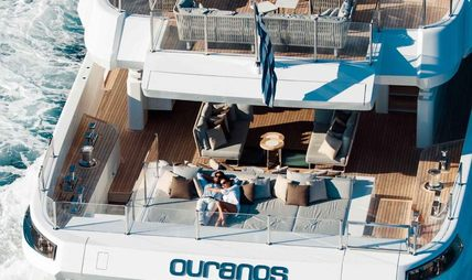 Ouranos Charter Yacht - 5