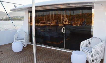 Nimir Charter Yacht - 4