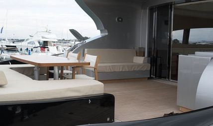George P Charter Yacht - 3