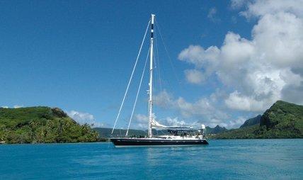 Billy Budd Charter Yacht
