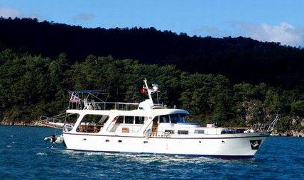 Shangri - La Charter Yacht