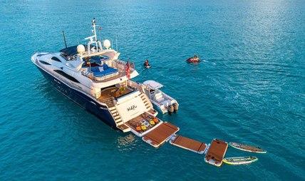 Kefi Charter Yacht - 5