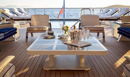 Aquarius Charter Yacht - 4