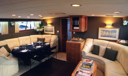 Pacific Eagle Charter Yacht - 7