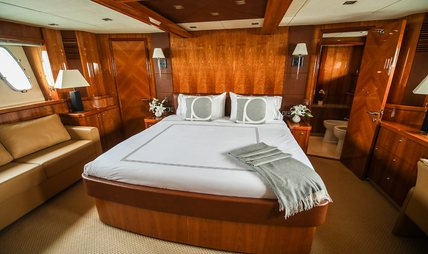 Notorious Charter Yacht - 7