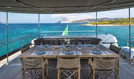 Indian Charter Yacht - 2