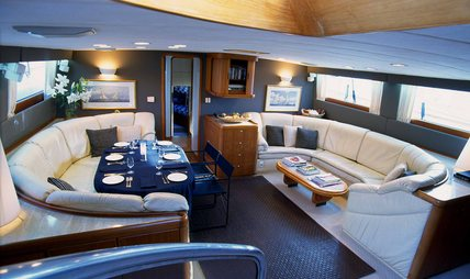 Pacific Eagle Charter Yacht - 6