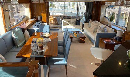 The Cabana Charter Yacht - 6