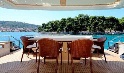 888 Charter Yacht - 4
