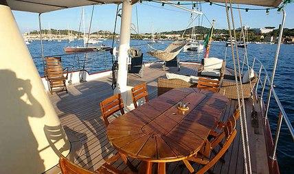 Golden Princess Charter Yacht - 4
