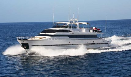 Illusions Charter Yacht